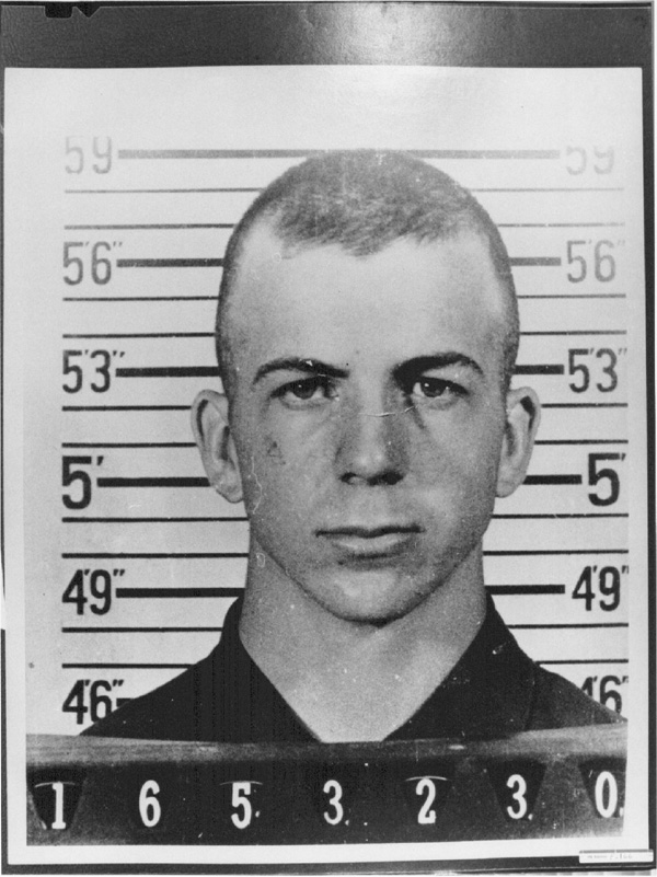 LHO Right or Left Handed Oswald%205%20foot%209%20inches%20U.S.%20marines
